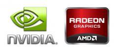 NVIDIA and AMD.