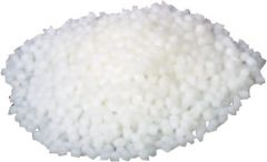 Polymorph is a plastic that becomes mouldable at 62°C. It is used for product-modelling, curves (eg handles), and moulds for vacuum-forming.