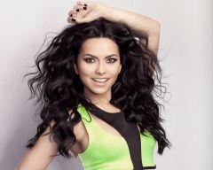 Name: Inna   Age: 27   Nationality: Romanian   Job: Singer   Songs: Caliente, Inndia...