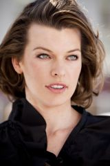 Name: Milla Jovovich   Age: 38   Nationality: Ukrainian   Job: Actress   Movies: The fifth Element, Resident Evil   Nickname: Alice