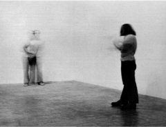 "Chris Burden, ""Shoot"" 1971. Performance."