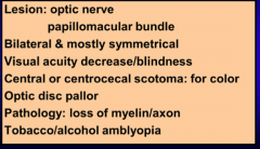 What are all of these?    These are more common when associated with what?