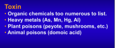 These are all causes of what?