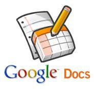 Ejemplo:  *GoogleDocs.