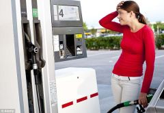 Petrol prices increase