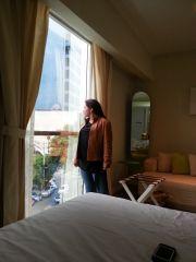 te gustan los hoteles ¿de que tipo,de que ciudad y que hotel?.