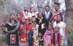 a group of close-knit and interrelated families