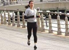 e) Correr