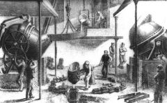 My Definition: Industrial revolution which had the use of steel, petroleum, and electricity to create goods for mass production.   Sentence: The Second Industrial Revolution was possible because of the efforts from Andrew Carnegie and John Rockefe...