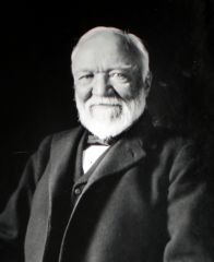 My Definition: A company's means of controlling the means of production from the beginning to the final product and its transportation. Sentence: Vertical Integration was used by Andrew Carnegie  in order to climb to the top of the steel making in...