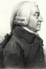 """My Definition: Argued for the regulation of commerce by means of supply and demand. Sentence: Adam Smith's main argument for the regulation of commerce can be found in his essay """"The Wealth of Nations"""""""
