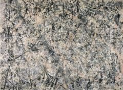 - abstract expressionism - painted after WW2, lot of European artists came to NY. New ideas about the unconscious, the way art can express something about a person - put canvas on the ground and splatter paint on the canvas. Used industrial and h...