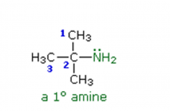 Amines   Name the following amine:
