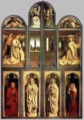 Jan van Eyck & Hubert van Eyck   (1432)