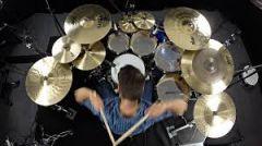 noum (percussion instrument)  synonims > percussions, tam tam, bongo, beatbox.  Antonyms: