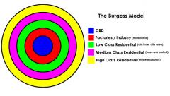 The Burgess Model