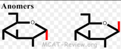 Epimers are a subtype of diastereomers that differ at exactly one chiral carbon. Anomers are a subtype of epimers that differ at the anomeric carbon.