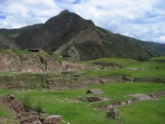 #153 Chavin de Huantar  Northern Highlands, Peru Chavin _____________________ Content: A religious site build by the Andean people in South America in the highlands. One of the most preserved of its kind. _______________________________ Style: In ...