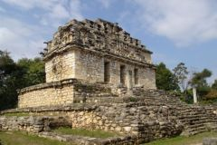 #155  Structure 40  In Yaxchilan