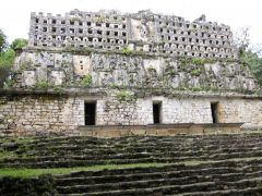 #155 Structure 33 In Yaxchilan