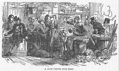 My Definition: Protestant immigrants from North and Western Europe who immigrated to the U.S up until the 1880's.   Sentence: Old immigrants were well accepted unlike the overwhelming amount of New Immigrants, because they were able to assimilate ...