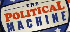 My Definition: Political tool used to gain support for holding important government positions using bribery and rewards to its supporters for loyalties.    Sentence: Although Political Machines may have offered many good services to poor Americans...