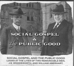 My Definition: Social movement that combined Christian moral values to correct social problems.    Sentence: The Social Gospel Movement was not the only of its kind with its emphasis on Christian principles.