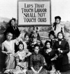 My Definition: Movement that advocated for the abstinence of Alcohol in American society.    Sentence: The WCTU was a group that had about 400,000 followers within its ranks.