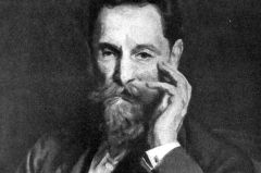 My Definition: Owner of the New York World publisher company.    Sentence: Joseph Pulitzer used captivating headlines to gain the attentions of its millions of readers in order to achieve a height of a million newspapers in circulation.