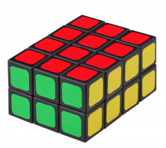 A 2x3x4 has 3 independent variables with 2, 3, and 4 levels, respectively. It would have 24 cells (or 24 conditions)
