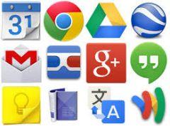 Es un servicio de Google que proporciona varios productos de Google con un nombre de dominio personalizado por el cliente. Google apps un conjunto de aplicaciones web.