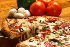 I USA bliver der spist ca. 350 stykker pizza i sekundet.