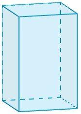 Figura de 3 dimensiones con un rectángulo para cada base