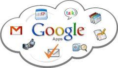 Google Apps está conformado por: