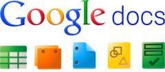 Google Docs:  Es una herramienta que permite compartir documentos y colaborar en tiempo real con su departamento, empresa o el mundo.