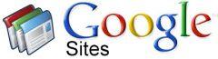 Google sites: Es una aplicación online que permite crear un sitio web de grupo de una forma sencilla.