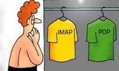 ¿IMAP Y POP3?