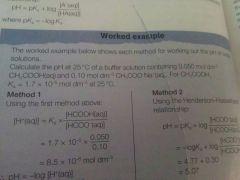 OCR Chemistry Unit 2: Module 1 - Rates, Equilibrium and pH ...