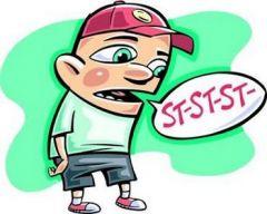 Trastorno del habla en el cual los sonidos, sílabas o palabras se repiten o duran más tiempo de lo normal.
