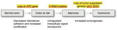 Order of gene events: AK-53