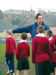 PE teachers who run after school or lunchtime clubs are trying to encourage you to get more involved in sport.