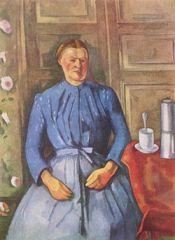 Donna con caffettiera (1895)