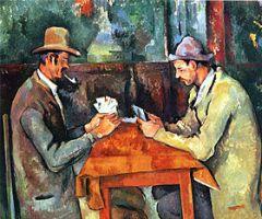 I giocatori di carte (1893-1896)