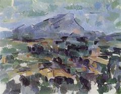 La montagna Sainte-Victoire (1905)