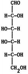 Monosaccharide de 6 carbones.