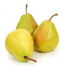 Pears , Bartlett
