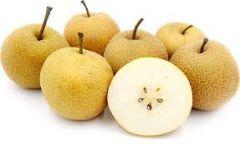 Pears, Asian
