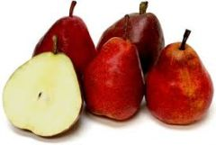 Pear, Red