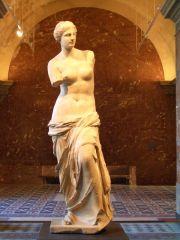 Venus di Milo   Hellenistic Greek   150 B.C.E.   _____________________   Content: