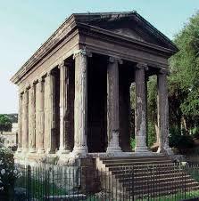 """Temple of """"Fortuna Virilius""""   Republican Rome   100 B.C.E.   _____________________   Content:"""